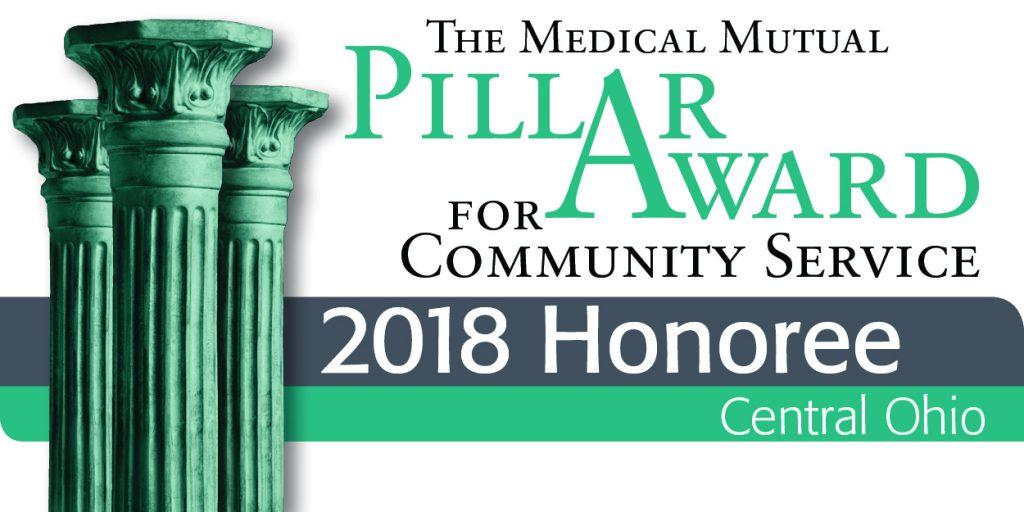 Pillar Award Logo