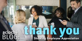 Showing Employee Appreciation