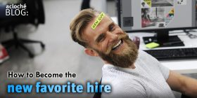 How to Become the New Favorite Hire