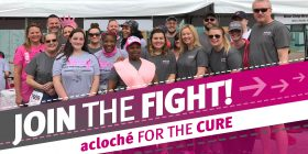 Acloché Races for the Cure